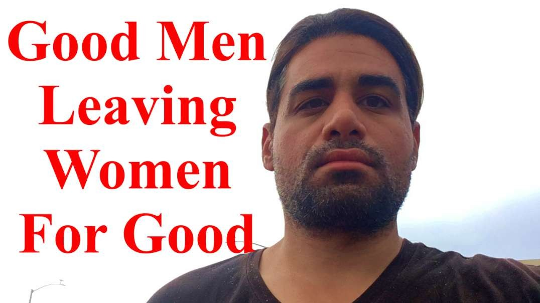 Men Abandoning Women & Are Not Coming Back