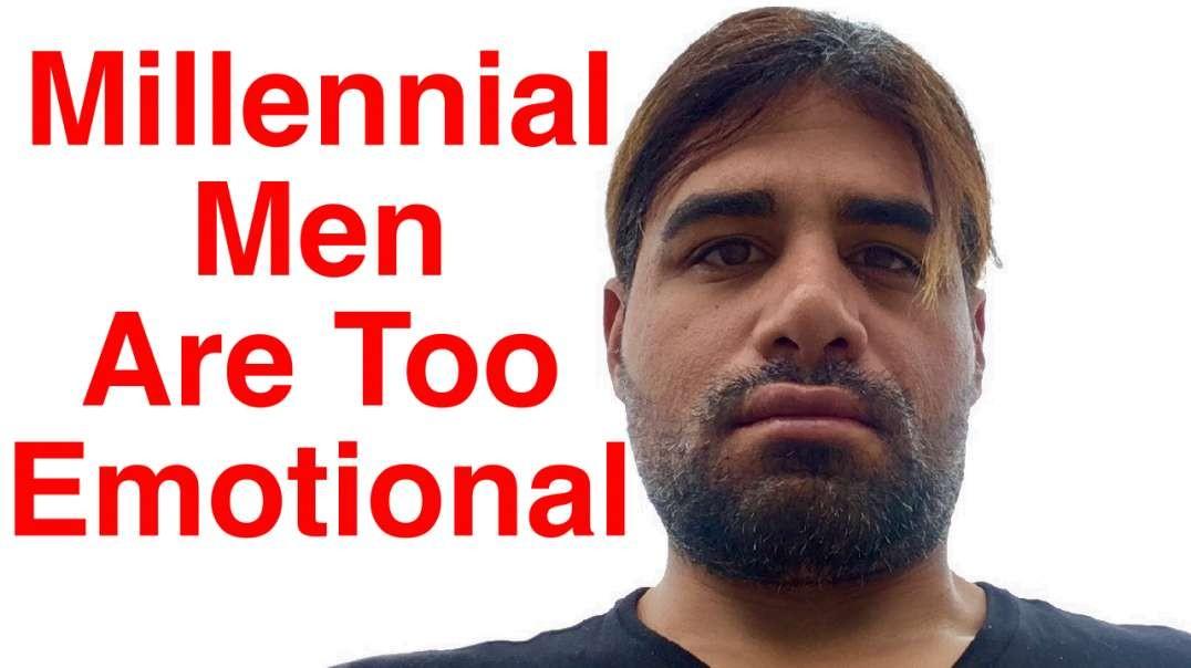 Millennial Men Should Be Motionless